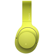 Sony h.ear on MDR-100BT Wireless - Lime Yellow (HEADSET)