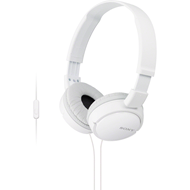 Sony MDR-ZX110AP - White (HEADSET)