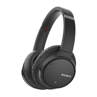 Sony WH-CH700N Wireless Noise Cancelling Headphones - Black (HEADSET)
