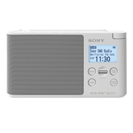 Sony XDR-S41D White (FM/DAB+)