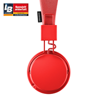 Urbanears - Plattan 2 Wireless Tomato (HEADSET)