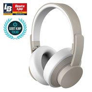 Urbanista New York Wireless Noise Cancelling Headphones - Silver (HEADSET)