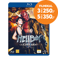 Produktbilde for Hellboy 2 - The Golden Army (BLU-RAY)
