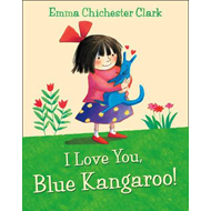I Love You, Blue Kangaroo (BOK)