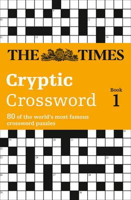 Times Cryptic Crossword Book 1 (BOK)