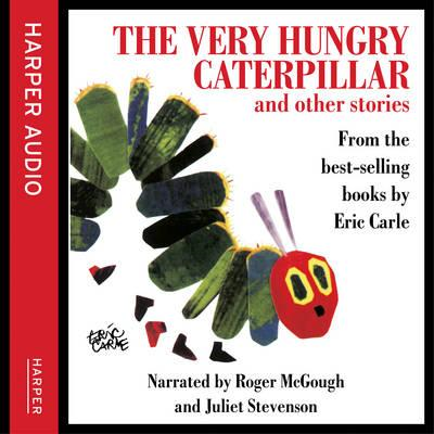 The Very Hungry Caterpillar (LYDBOK)