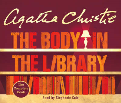 The Body in the Library: Complete & Unabridged (BOK)