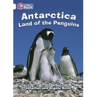 Antarctica: Land of the Penguins (BOK)