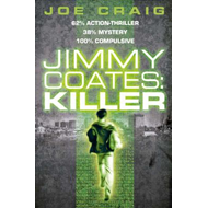 Jimmy Coates: Killer (LYDBOK)