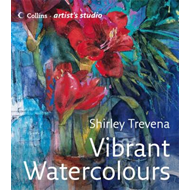 Vibrant Watercolours (BOK)