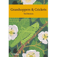 Grasshoppers and Crickets (BOK)