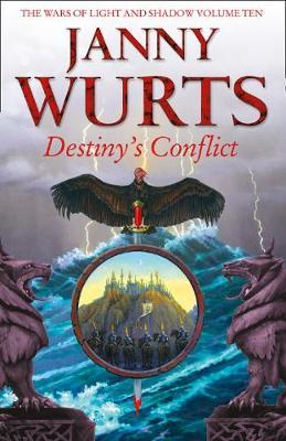 Destiny's Conflict: Book Two of Sword of the Canon (BOK)