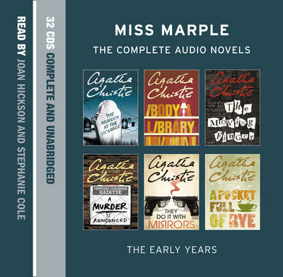 The Complete Miss Marple: v. 1: The Early Years (BOK)