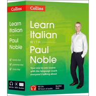 Learn Italian with Paul Noble (BOK)