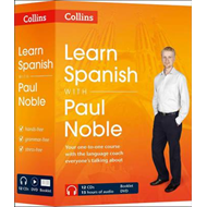 Learn Spanish with Paul Noble (BOK)