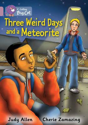 Three Weird Days and a Meteorite: Pearl/Band 18 (BOK)