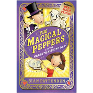 Magical Peppers and the Great Vanishing Act (BOK)