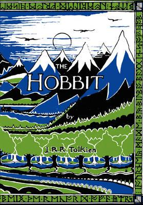 Hobbit Facsimile First Edition (BOK)