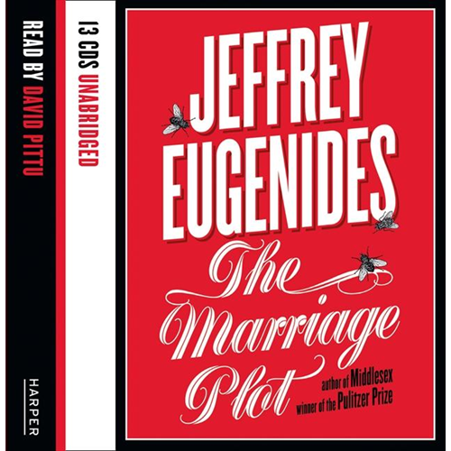 The Marriage Plot (BOK)