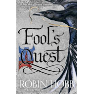 Fool's Quest (Fitz and the Fool, Book 2) (BOK)