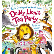 Daddy Lion's Tea Party (BOK)