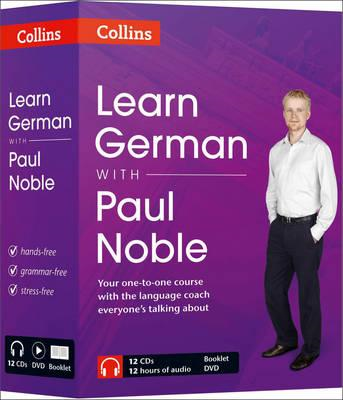 Learn German with Paul Noble (BOK)