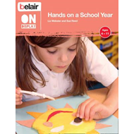 Hands on a School Year (BOK)