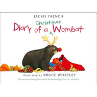 Diary of a Christmas Wombat (BOK)