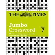 Times 2 Jumbo Crossword Book 7 (BOK)