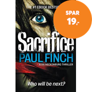 Produktbilde for Sacrifice (BOK)