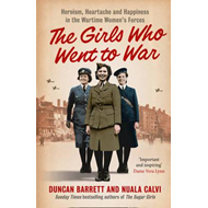 Girls Who Went to War (BOK)