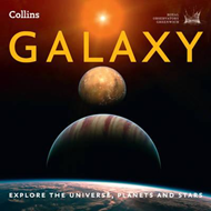 Galaxy: Explore the Universe, Planets and Stars (BOK)