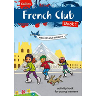 French Club Book 1 (BOK)