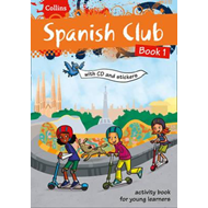 Spanish Club Book 1 (BOK)