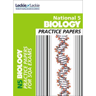 National 5 Biology Practice Exam Papers (BOK)