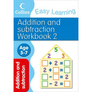 Addition and Subtraction Workbook 2: Age 5-7 (BOK)