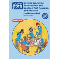 English Grammar, Punctuation and Spelling Test Revision and Practice: Pupil Resource (BOK)