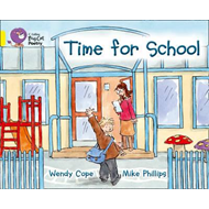 Time for School: Yellow/ Band 3 (BOK)