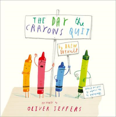 Day The Crayons Quit (BOK)