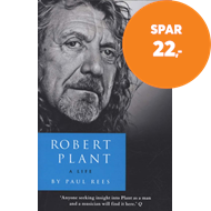 Produktbilde for Robert Plant: A Life - The Biography (BOK)