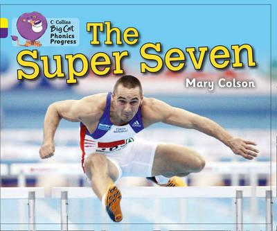The Super Seven: Yellow/Purple (BOK)