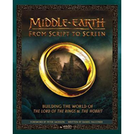 Produktbilde for Middle-earth: From Script to Screen (BOK)