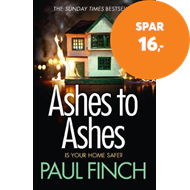 Produktbilde for Ashes to Ashes (BOK)