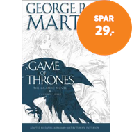 Produktbilde for A Game of Thrones: Graphic Novel, Volume Three (BOK)