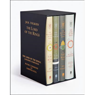 Lord of the Rings Boxed Set (BOK)