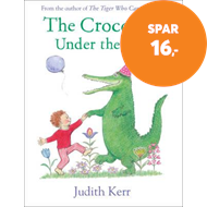 Produktbilde for The Crocodile Under the Bed (BOK)