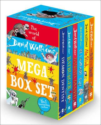 World of David Walliams: Mega Box set (BOK)