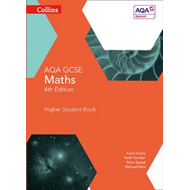 GCSE Maths AQA Higher Student Book (BOK)