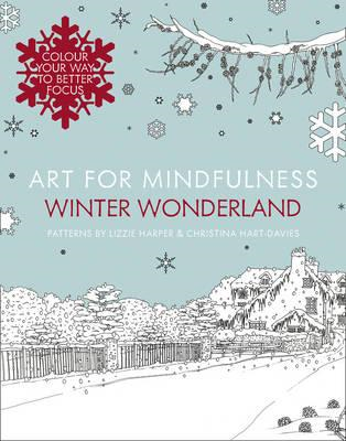 Art for Mindfulness: Winter Wonderland (BOK)