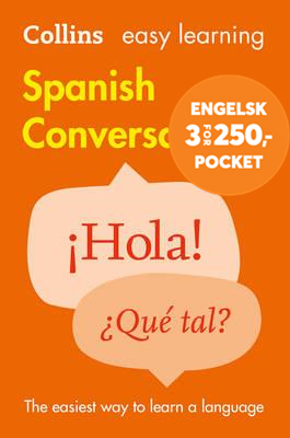 Easy Learning Spanish Conversation (BOK)